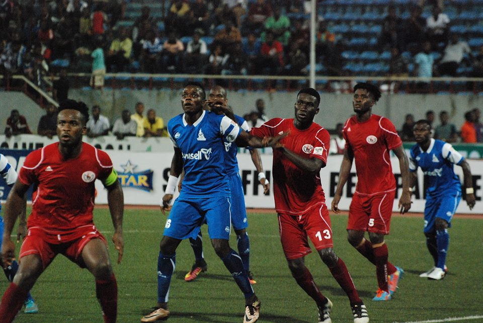 Imama: Super Four Win Vs Rivers United Good Test For Rangers