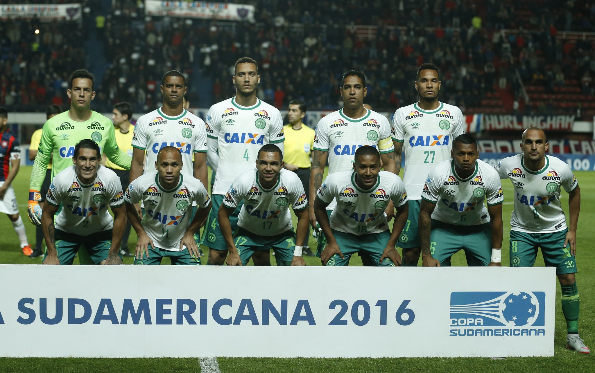 Chapecoense Declared Copa Sudamericana Champions After Plane Crash