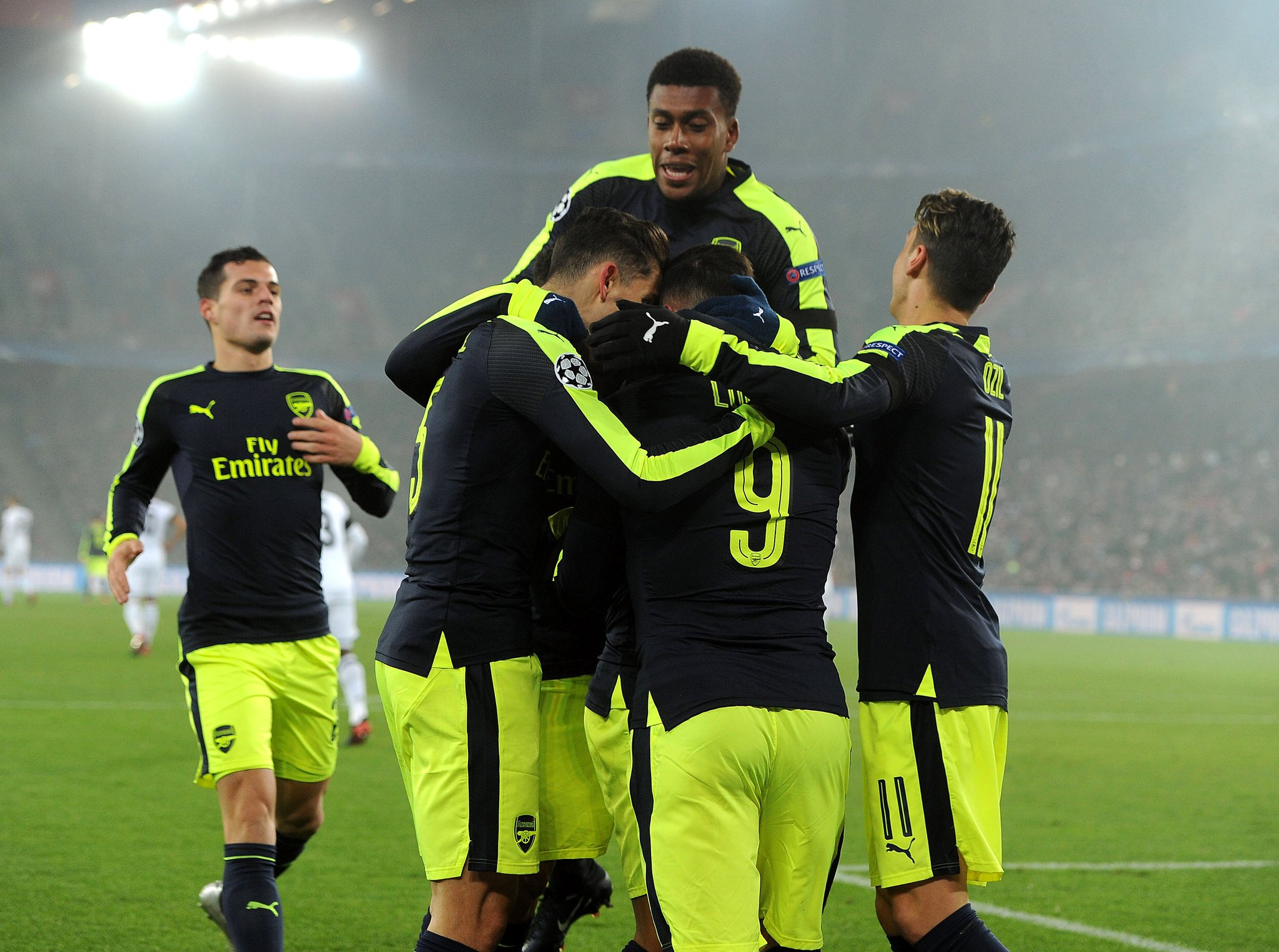 Wenger Grateful To Ludogorets As Arsenal Top UCL Group