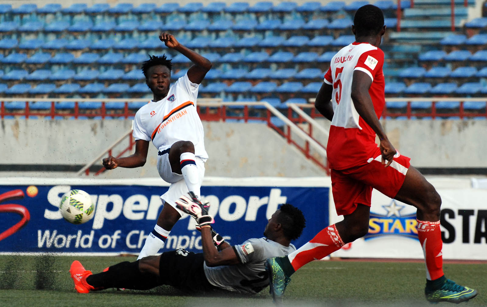 Super 4: Wikki Stage Comeback To Beat 10-Man IfeanyiUbah