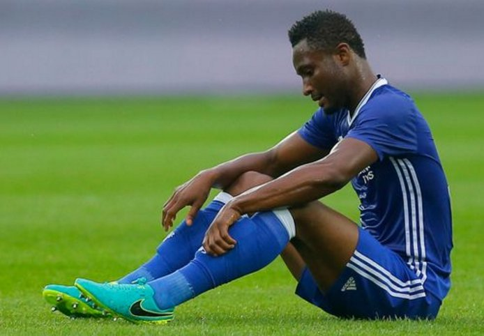 Conte: Mikel Still In Chelsea Squad, We're Not Title Favourites