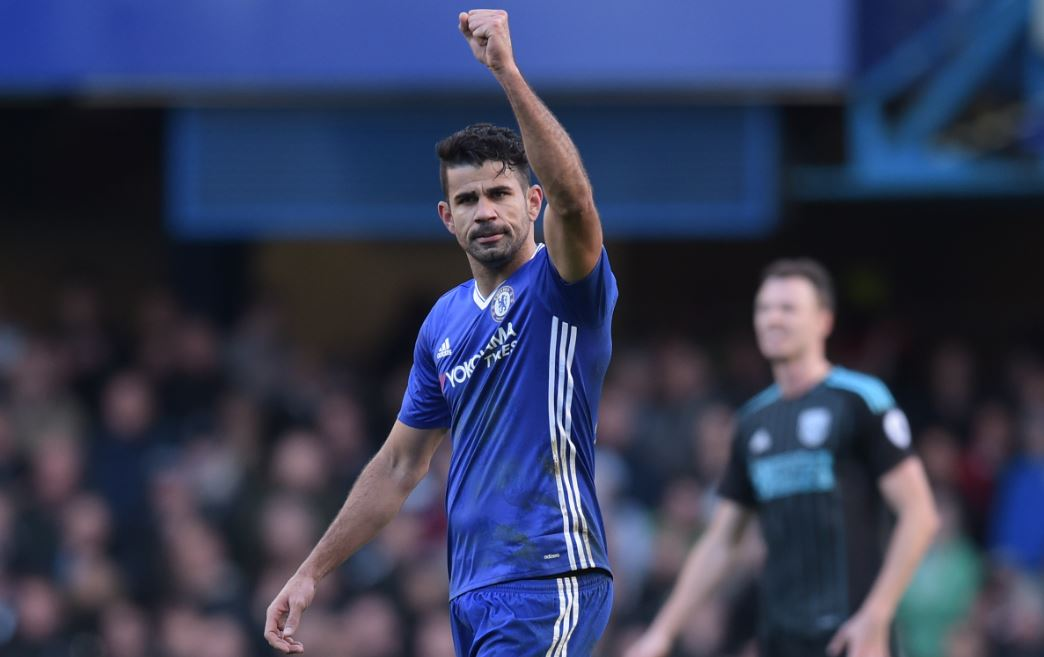 Moses Subdued As Costa Fires Chelsea To EPL Top