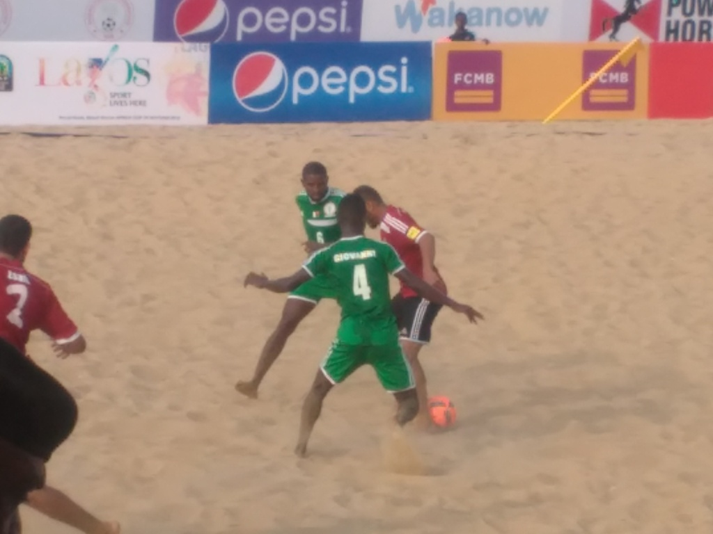 2016 Beach AFCON: Madagascar Make Winning Start, Beat Libya 9-5