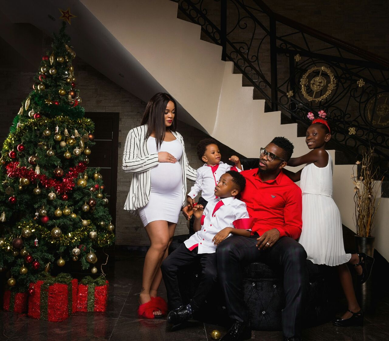 Yobo's Wife: Jesus Here For Our Coming New Baby