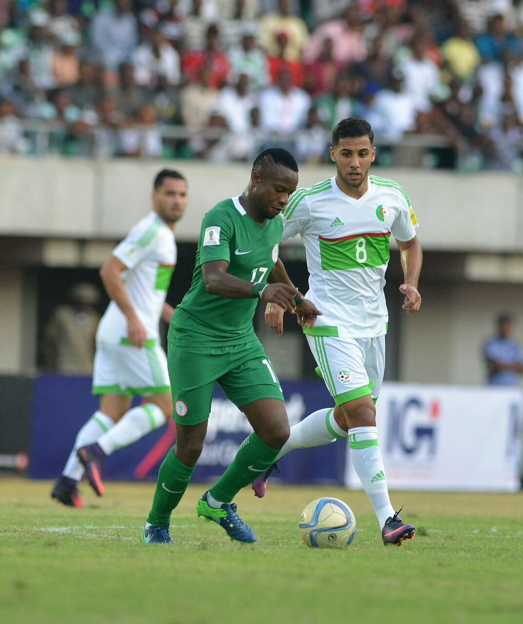 Esin: AFCON Miss Sad, Eagles Must Qualify For Russia 2018