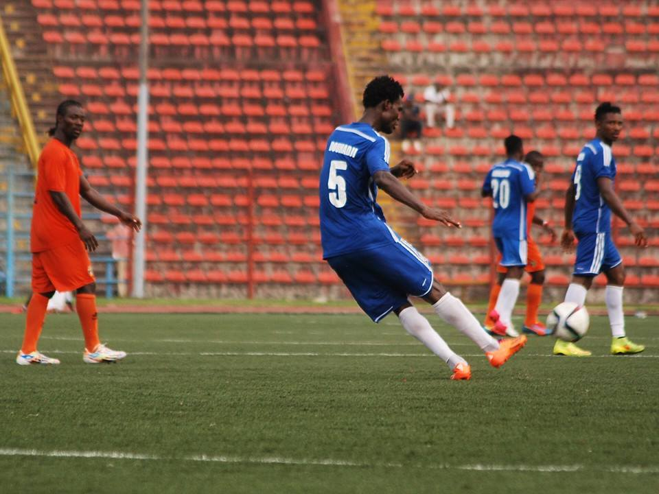 Eguma: Rivers United's Douhadji Good Enough For Togo's AFCON Squad
