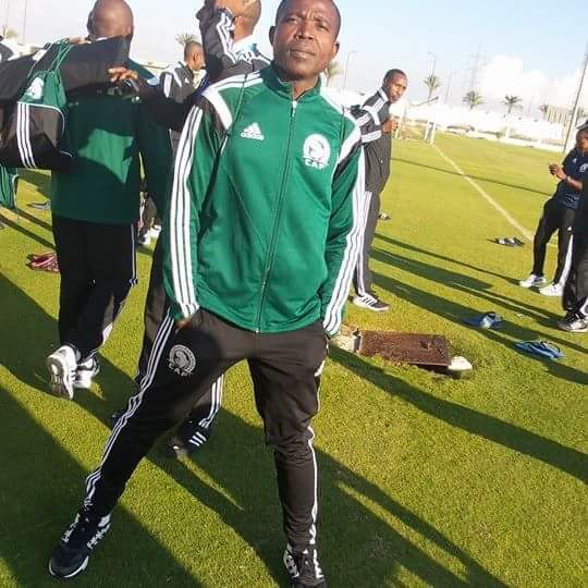 CAFNames Nigeria's Baba AmongAFCON2017 Refs