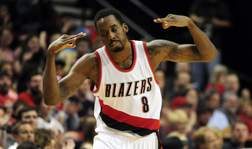Al Farouq Scores 20 Points In Blazers Defeat