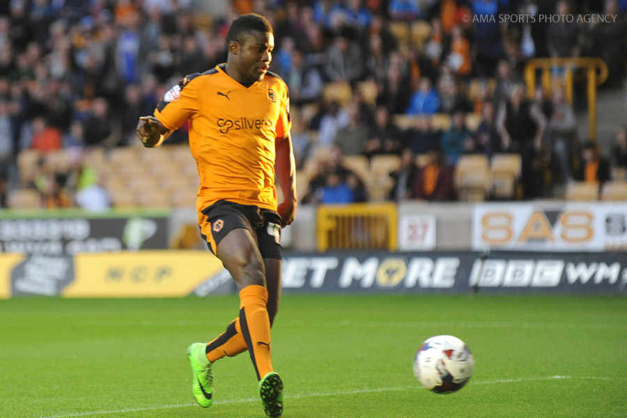 Nigerian ForwardEnobakhareExtends Wolves Contract