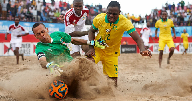 Beach AFCON: Morocco Nick 2-1 Win Over Madagascar, Join Senegal in Semis