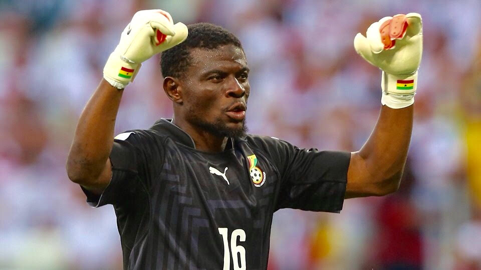 Enyimba New Goalie, Dauda In Ghana Squad For 2017 AFCON