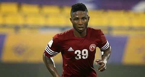 Imoh Ezekiel: I'm Not Joining Anderlecht Or Genk In January