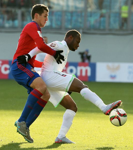 Igboun Hints At FC UFA Exit Plan