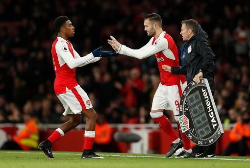 Iwobi Features In Arsenal Win; Musa Benched In Leicester Home Defeat