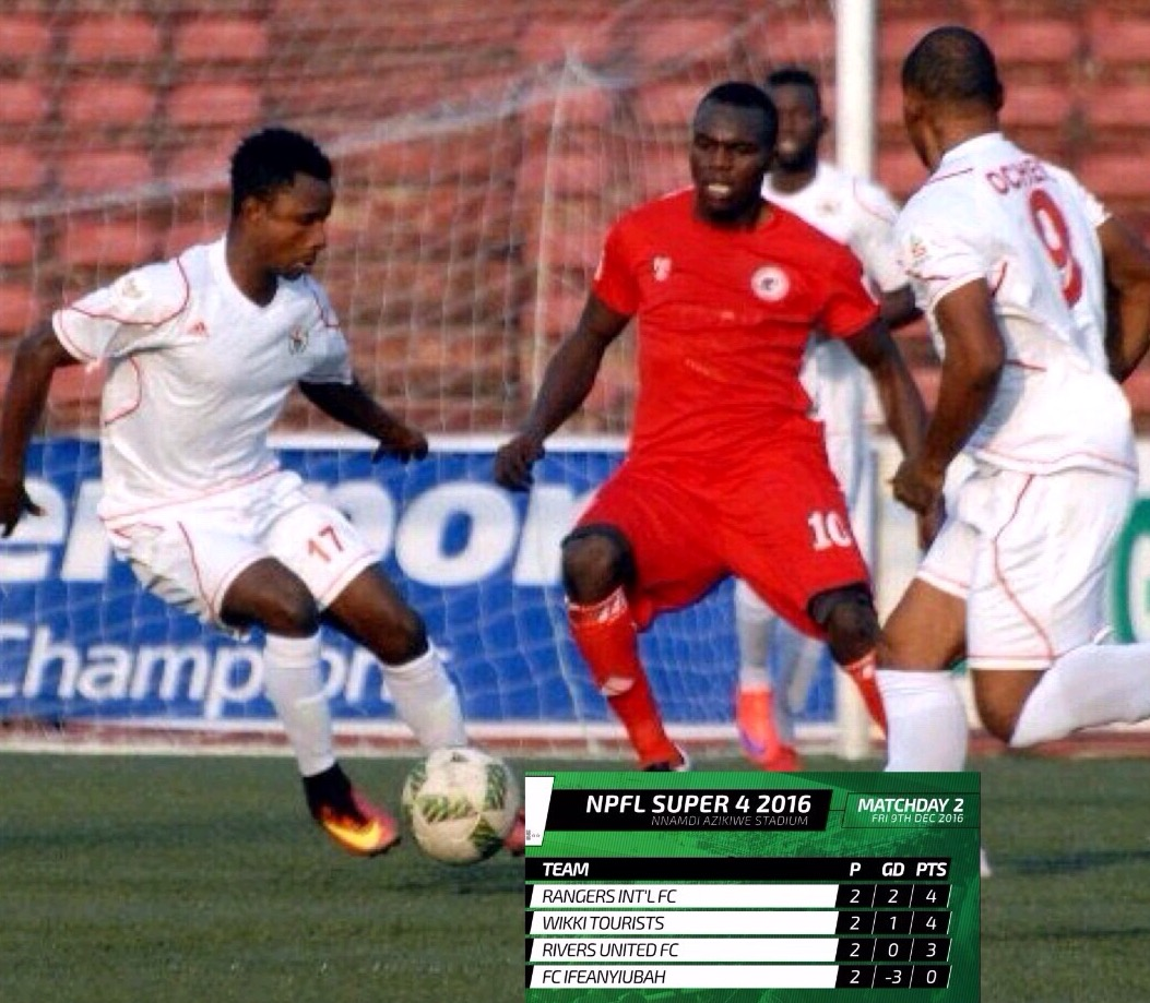 4 Top Talking Points From NPFL Super-4 Match-day 2