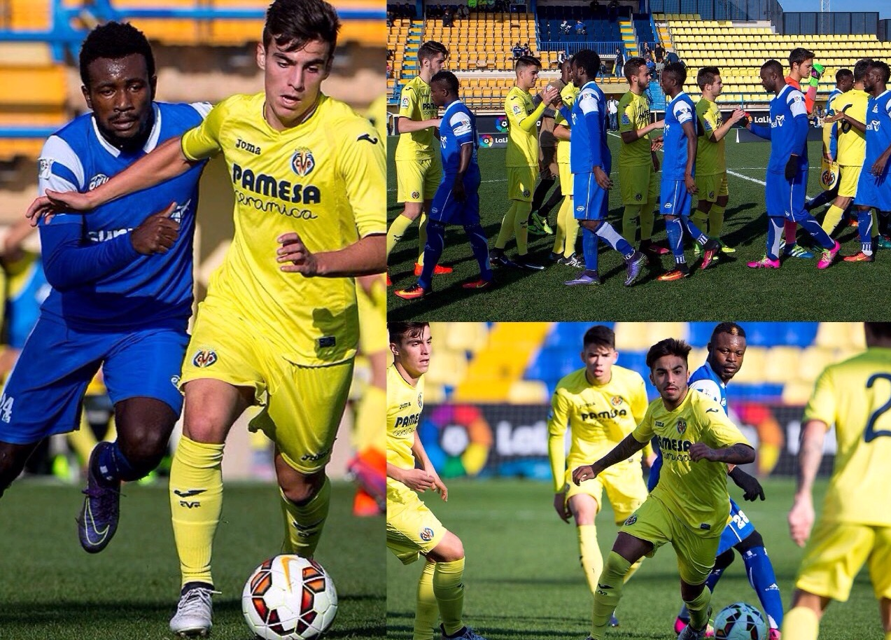 RIvers United Beat Villarreal In First Spain Tour Friendly