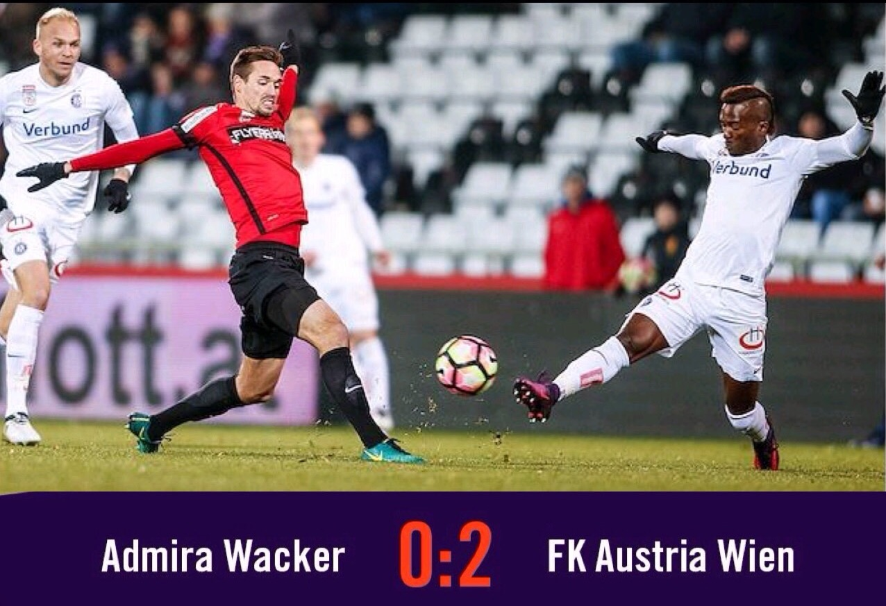 Kayode Nets 14th Goal In Austria; Moses, Anichebe, Iwobi, Enyeama Also Make Winning Teams