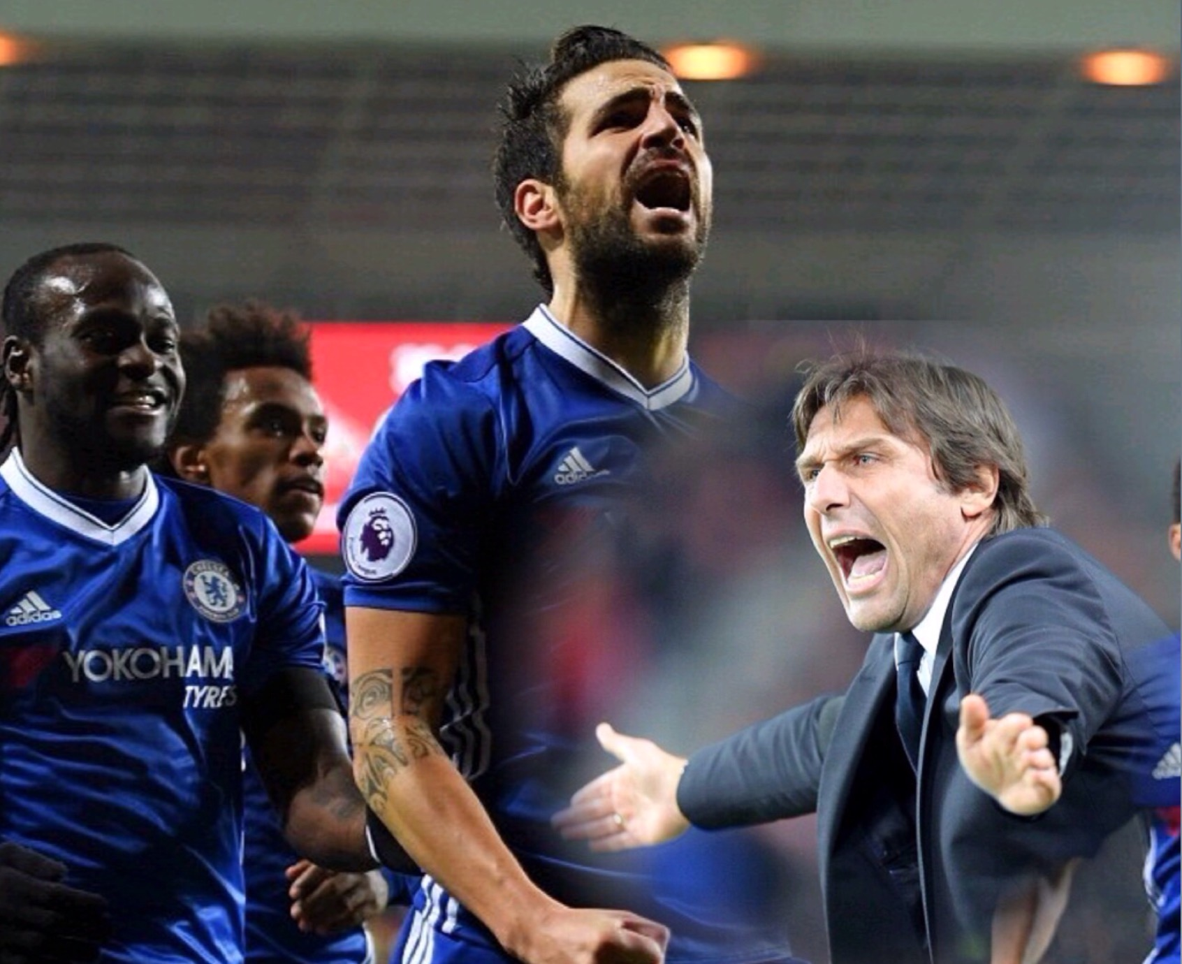 Conte Wants Some More, Urges Chelsea Players To Be More Clinical
