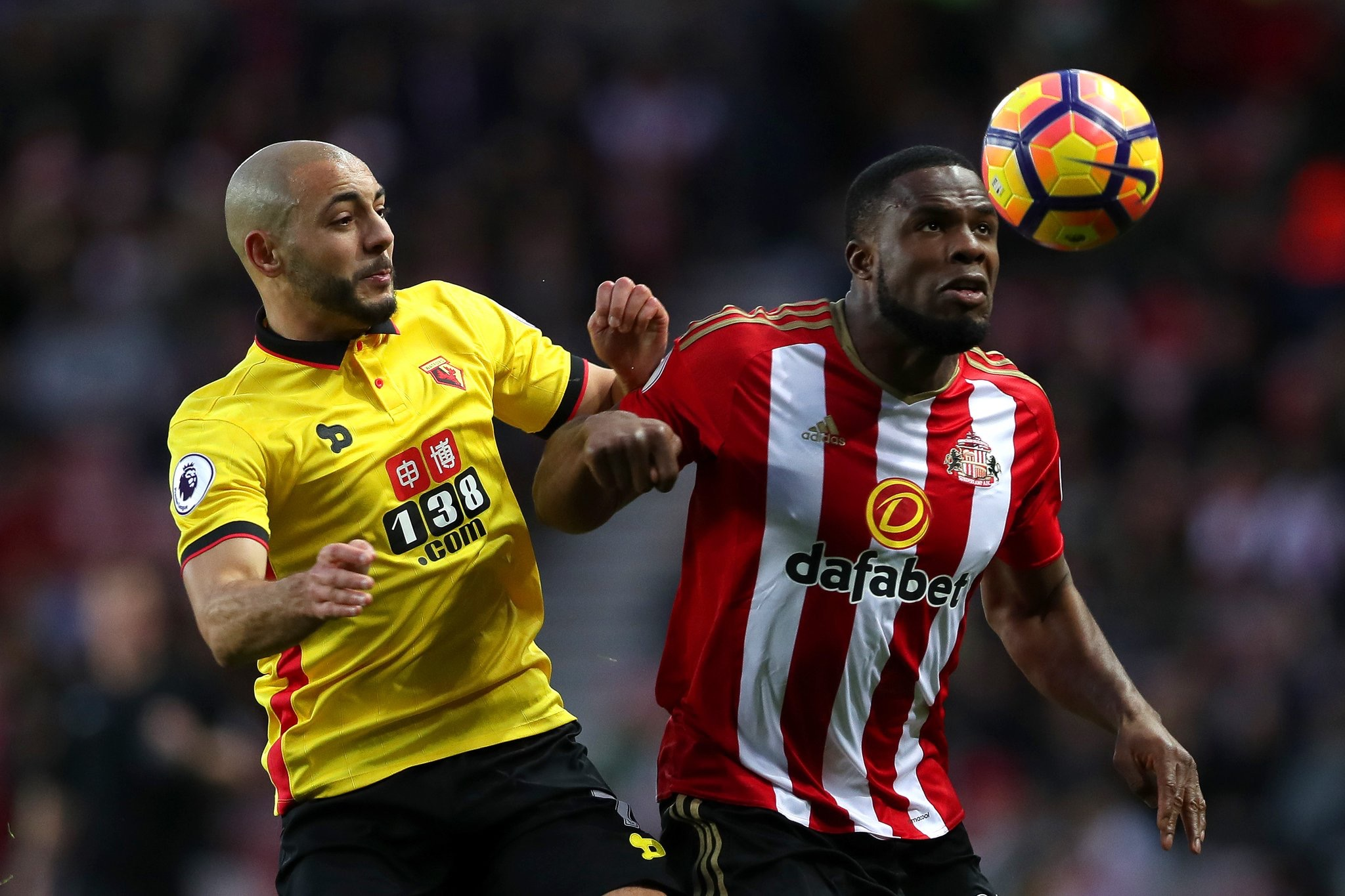 Anichebe Happy To See Sunderland Bounce Back With 'Big Win' Vs Watford