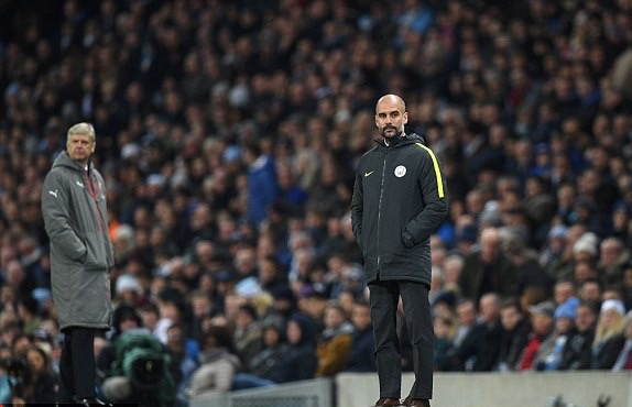 Guardiola: City's Win Against Arsenal Well Deserved