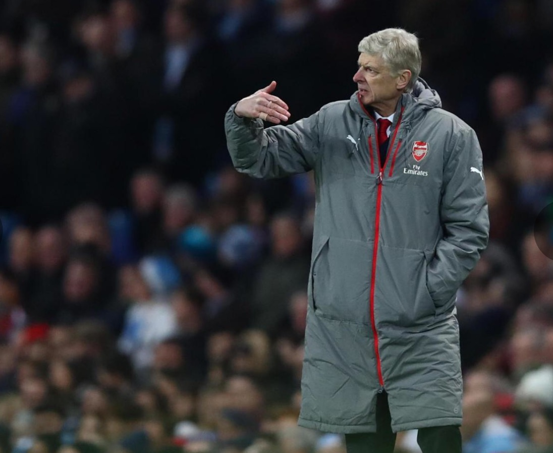 Wenger: Arsenal Conceded Two Offside Goals Against City
