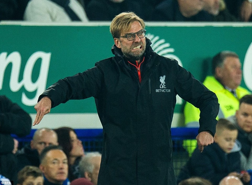 Klopp: Liverpool Deserved Merseyside Derby Win Against Everton