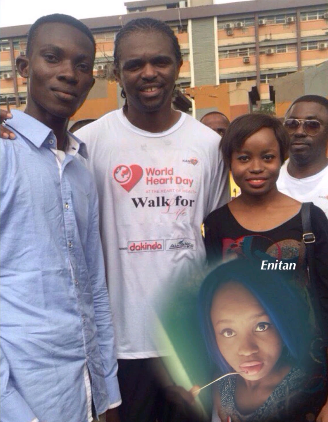Mother Of Heart Ailment Survivor: Kanu Was God Sent To Save Enitan