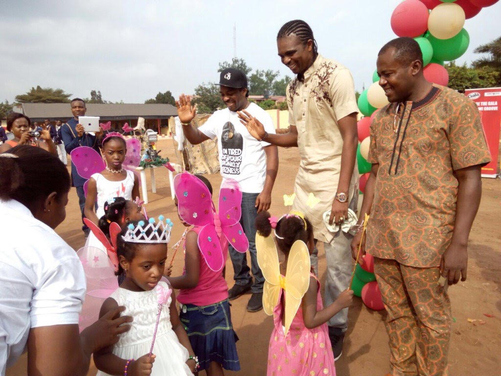 Kanu Holds Children's Carnival, Commits To Giving To Kids