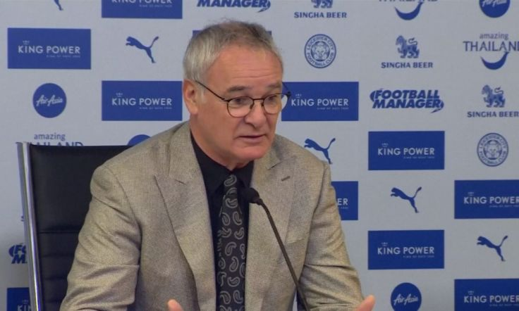Ranieri Admits Leicester Are In Relegation Battle