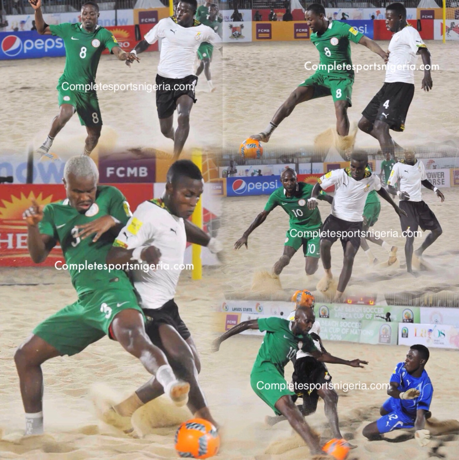 Ejoor: Sand Eagles Vs Morocco Is Final Before Final