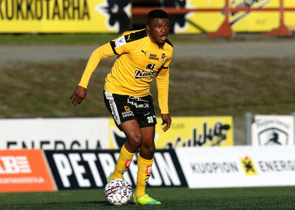 Salami Scores In KuPS'  Away Win, Omeruo Makes Kasimpasa Debut; Balogun, Aina, Ambrose In Action