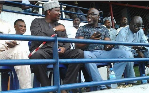 Pinnick, Dikko: Don't Blame NFF For Falcons, Eagles' Delayed Allowances