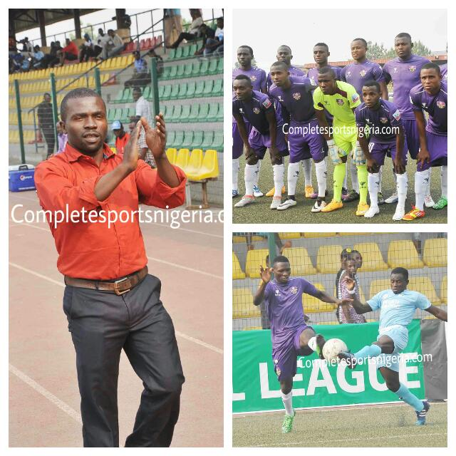 Ilechukwu: No Relegation Fight For MFM This Season