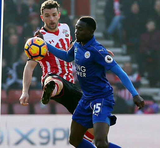 Ndidi, Musa Can't Stop Southampton As Leicester Lose Again