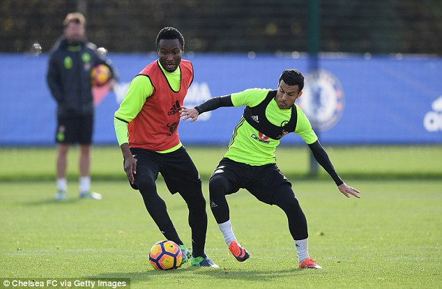 Mikel Set For Tianjin Medical, To Earn £140k Per Week