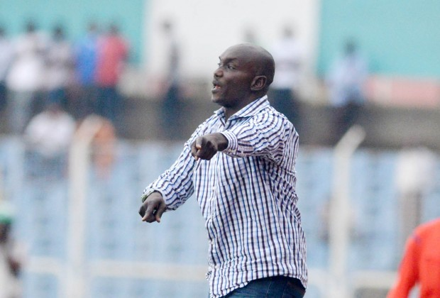 Babaganaru: I'm Not Under Pressure To Stop Wikki's Poor Run