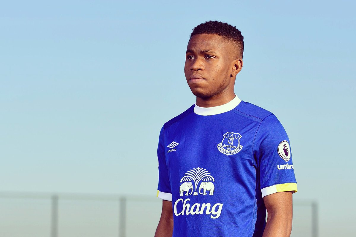 Nigerian Youngster Lookman Completes £10m Everton Move