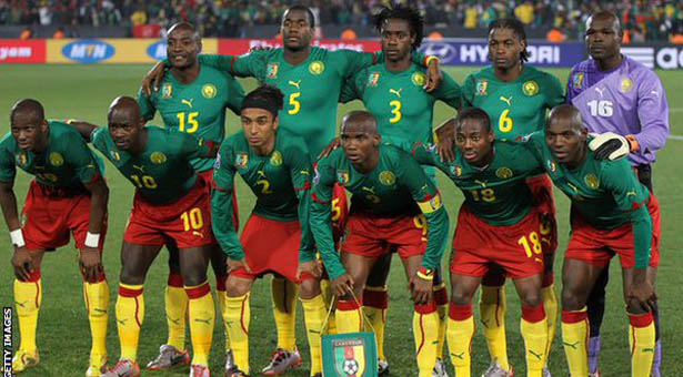 Cameroon Beat DR Congo In AFCON Friendly