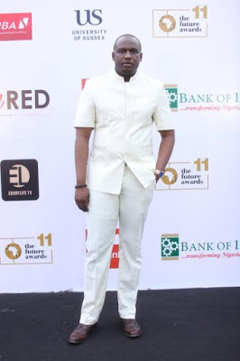 Future Awards Africa Recognises Complete Sports' Solomon Ojeagbase