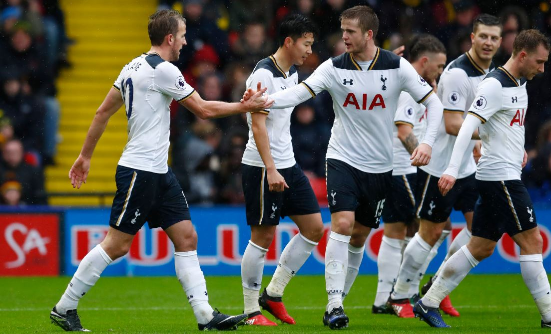 Ighalo Struggles, Kane Equals Henry Record As Spurs Bash Watford