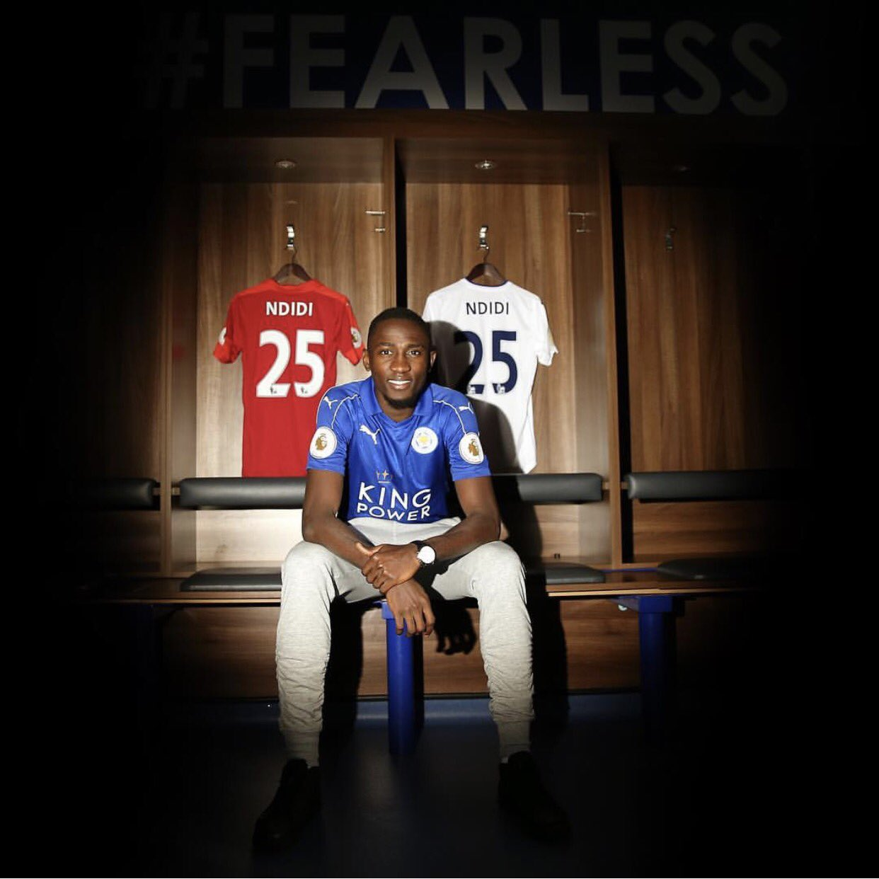 Ndidi Writes Emotional Farewell Letter To Genk Fans
