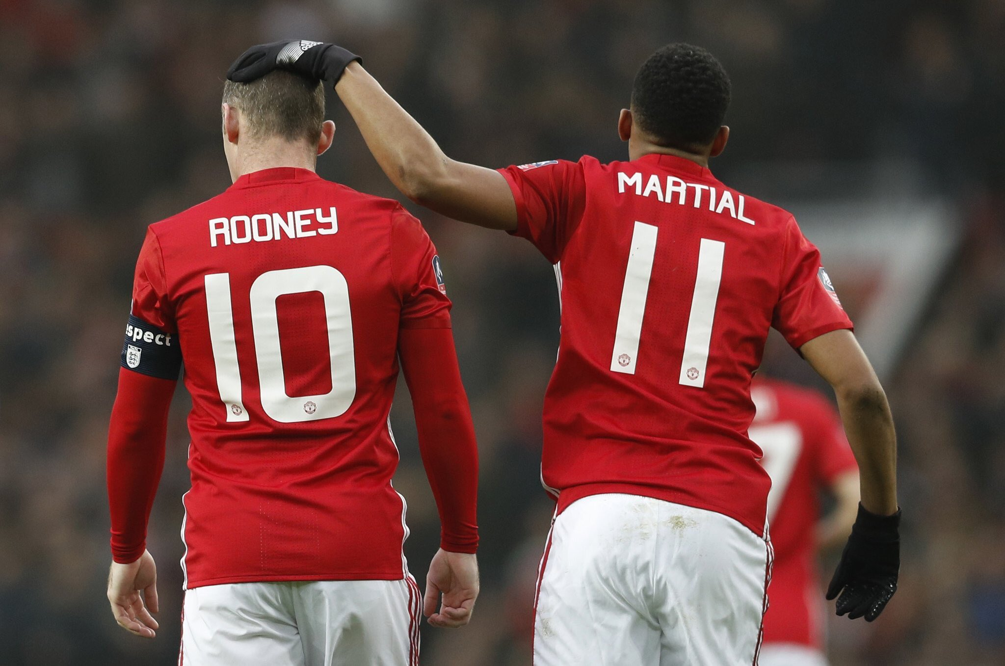 FA Cup: Rooney Equals Charlton Record As United Spank Reading