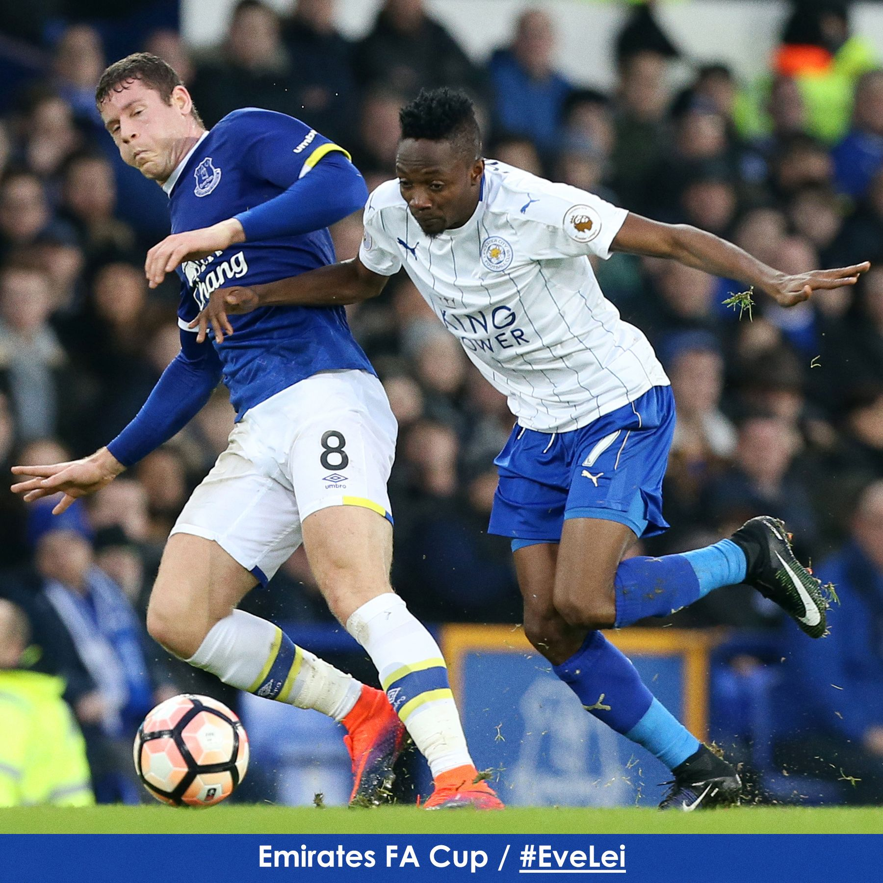 "Ranieri Praises ""Excellent"" Musa, Ndidi After Leicester Beat Everton"