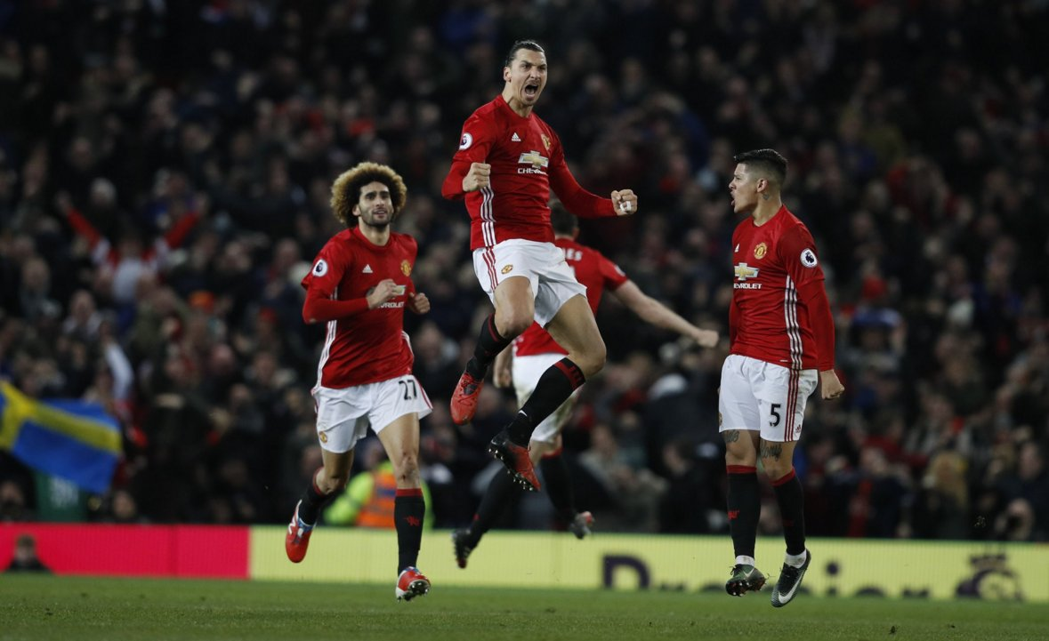 Ibrahimovic Rescues Man United Against Liverpool