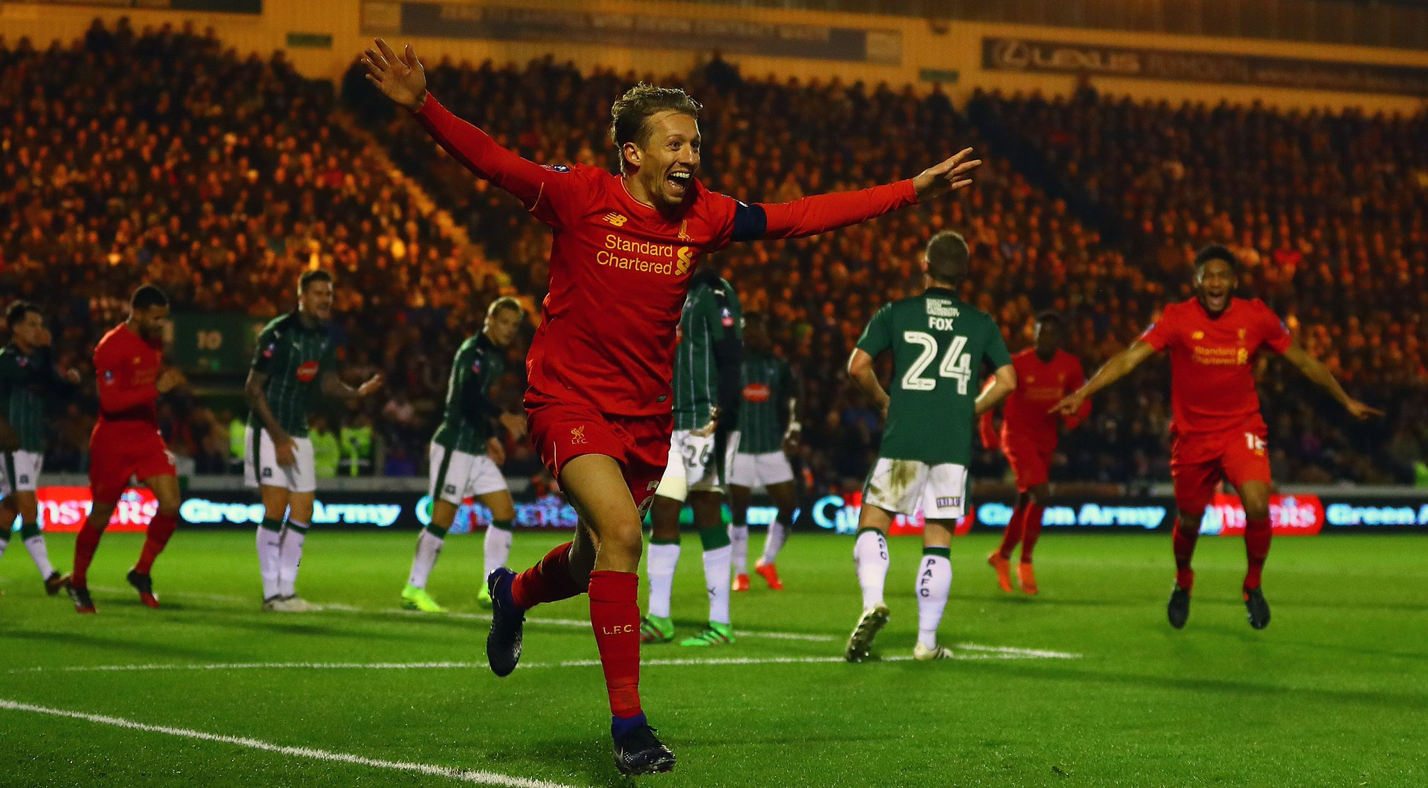 FA Cup: Liverpool Edge Plymouth, To Face Ikeme's Wolves; Southampton, Newcastle Advance