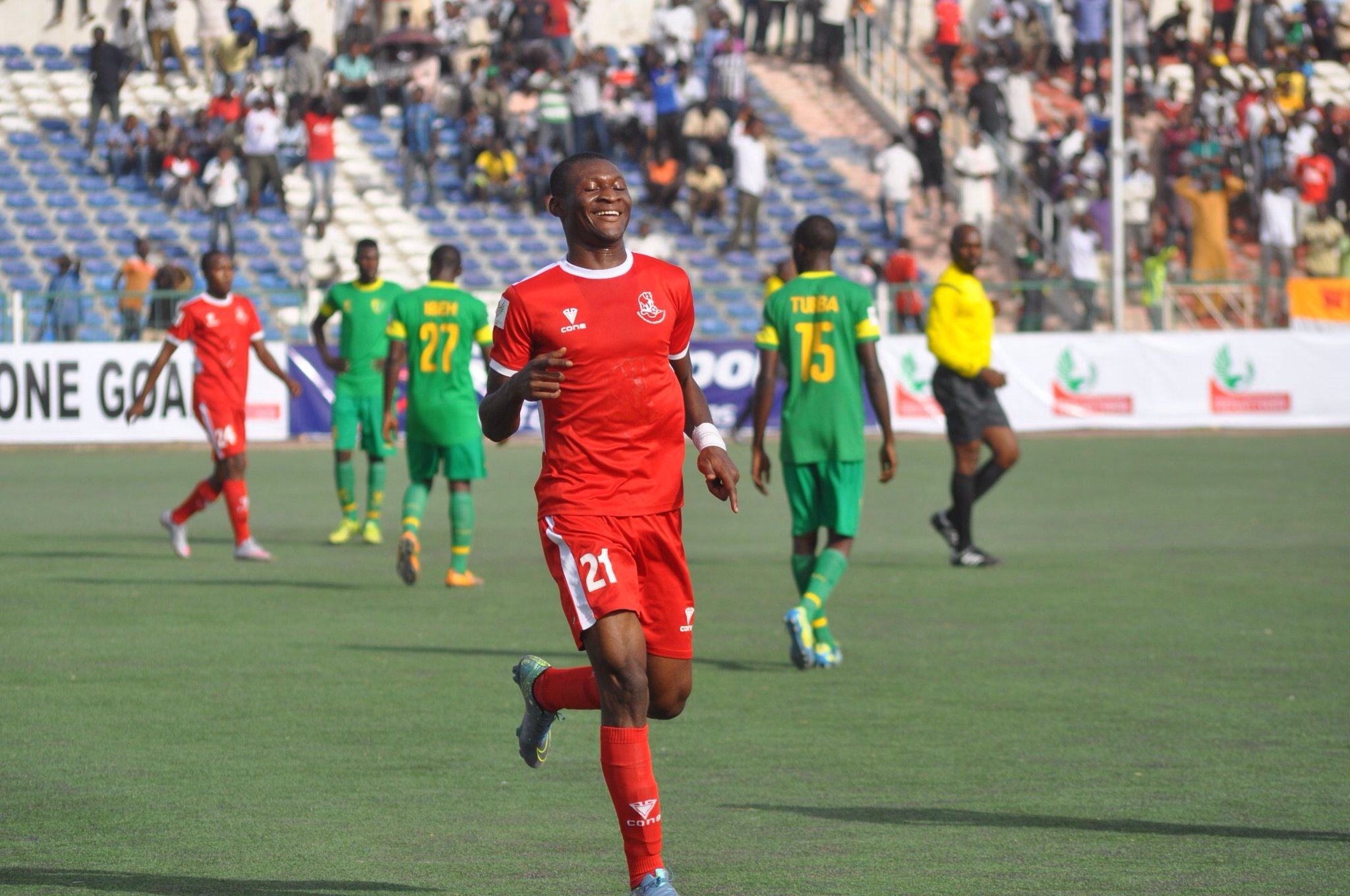 Obaje Rules Self Out Of Wikki, IfeanyiUbah Clash