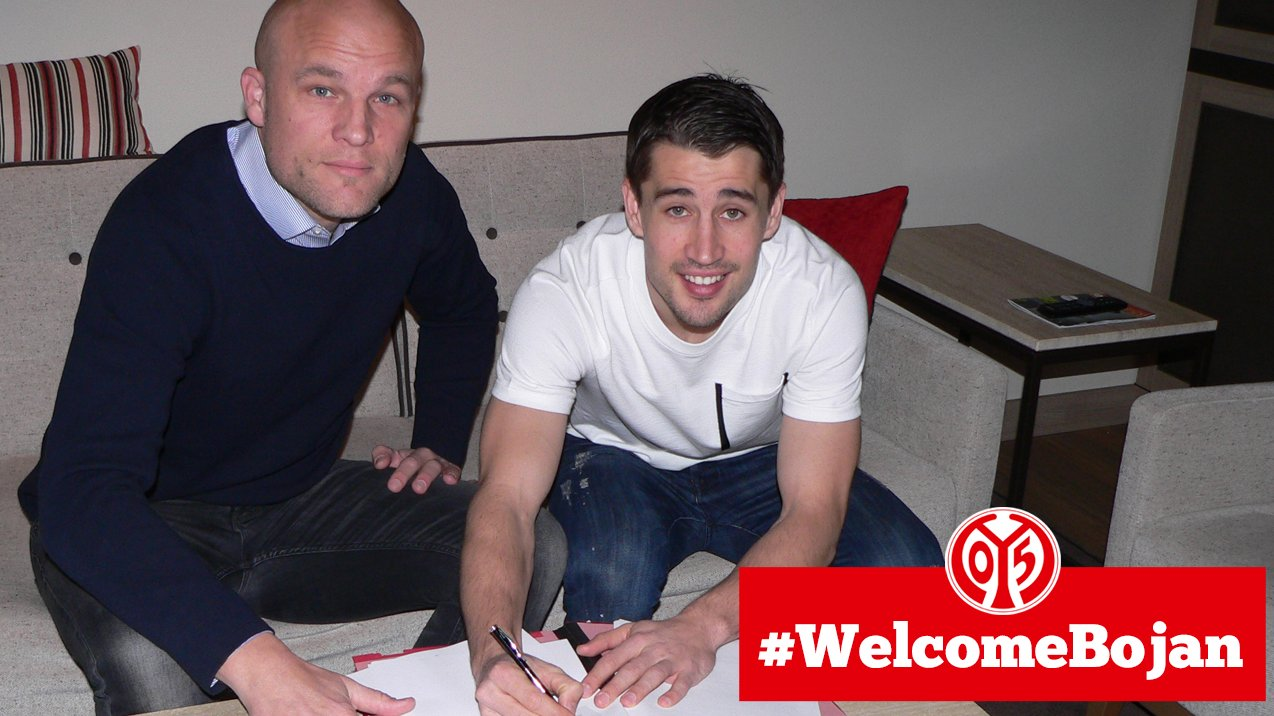 Bojan Joins Balogun At Mainz On Loan From Stoke