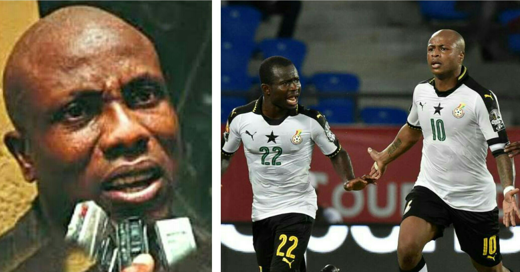 Esin: I Pick Ghana Over Cameroon For AFCON Final