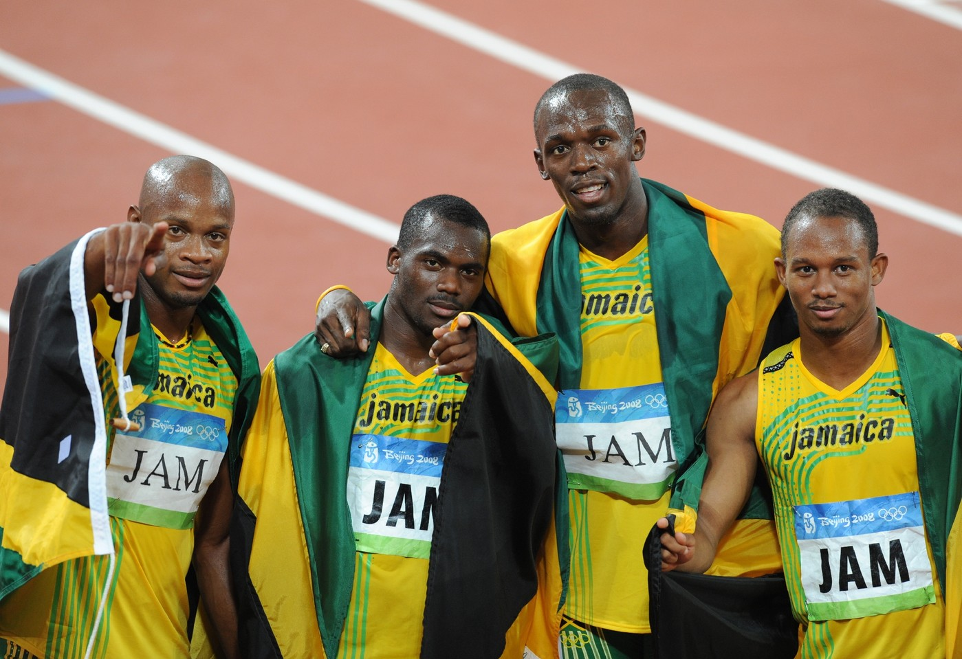 Bolt, Jamaica Teammates Lose Beijing 2008 Medals For Banned Drugs