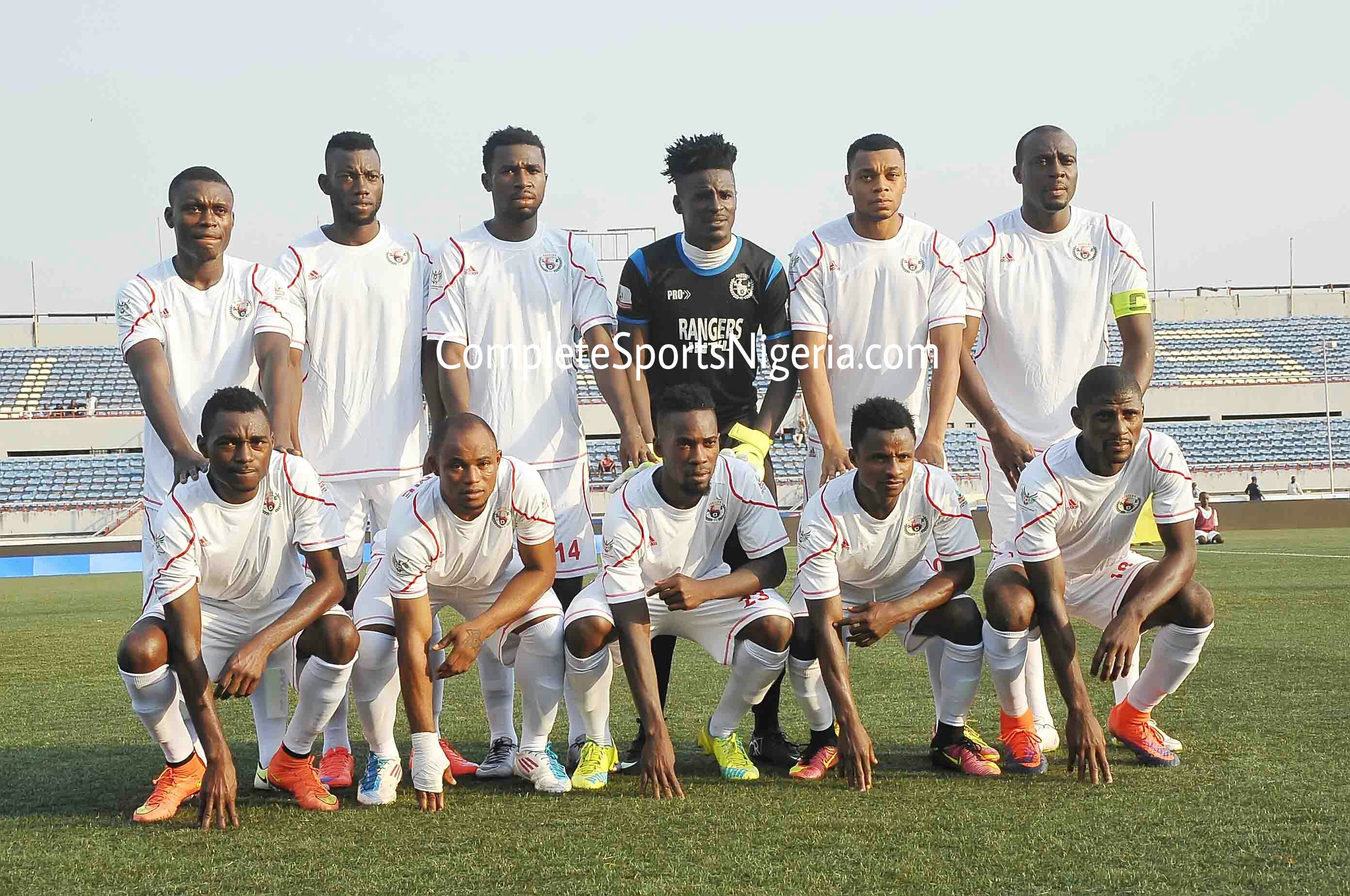 Rangers Players Ready For JS Saoura Battle Despite Pay Row